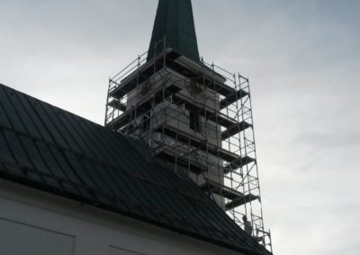 Gerüst-Kirchturm (2)